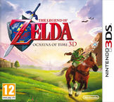Legend of Zelda: Ocarina of Time 3D 3DS