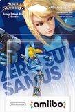 amiibo Super Smash Bros. Zero Suit Samus hahmo
