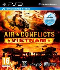 Air Conflicts Vietnam PS3