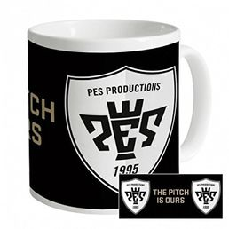Pro Evolution Soccer The Pitch Is Ours Mug
