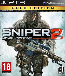 Sniper: Ghost Warrior 2 Gold PS3