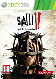 SAW II: Flesh & Blood X360