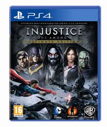 Injustice - Gods Among Us PS4