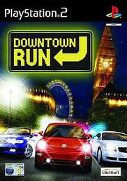 Downtown Run PS2