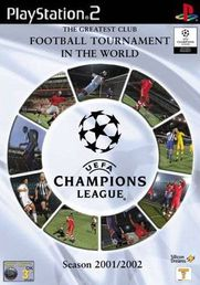UEFA Champions League Season 2001-2002 PS2