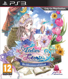 Atelier Totori: The Alchemist of Arland 2 PS3