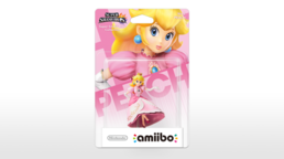 amiibo Super Smash Bros. Peach hahmo