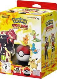 Pokemon Omega Ruby Starter Box