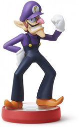 amiibo Super Mario Collection Waluigi hahmo