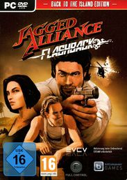 Jagged Alliance: Flashback PC