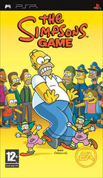 The Simpsons PSP