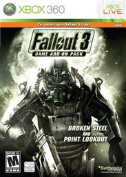 Fallout 3: Broken Steel & Point Lookout Xbox 360