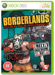 Borderlands: Double Game Add-On Pack Xbox 360