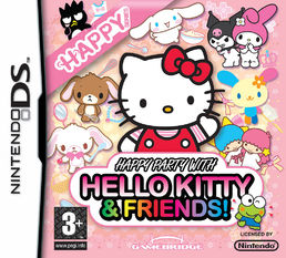 Happy Party With Hello Kitty & Friends Nintendo DS