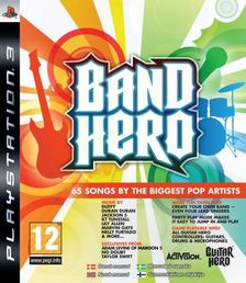 Band Hero - Standalone Game PS3