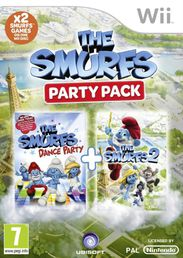 The Smurfs Party Pack Wii