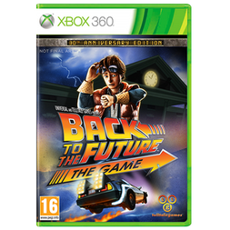 Back to the Future the Game 30th Anniversary Edition Xbox 360