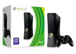 Xbox 360 New Slim 4GB
