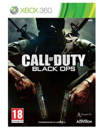 Call of Duty: Black Ops Xbox 360