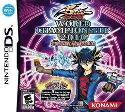 Yu-Gi-Oh! 5D's World Championship 2010 Reverse of Arcadia DS