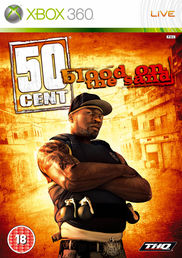 50 Cent : Blood on the Sand Xbox 360