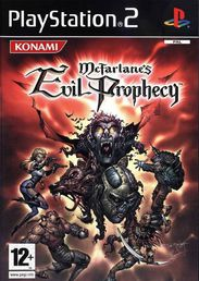 McFarlanes Evil Prophecy Ps2