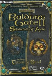 Baldurs Gate 2: Shadows of Amn + Throne of Bhaal PC