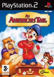 An American Tail PS2