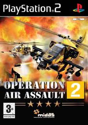 Operation Air Assault 2 PS2