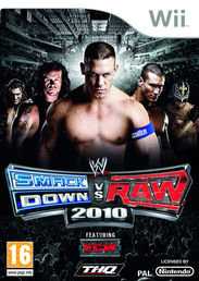 Smackdown vs. Raw 2010 Wii