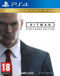 Hitman The Complete First Season (Steelbook Edition) PS4