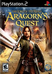 Lord of the Rings: Aragorns Quest PS2
