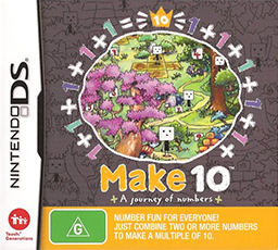 Make 10: A journey of numbers DS