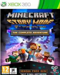 Minecraft Story Mode - The Complete Adventure Xbox 360