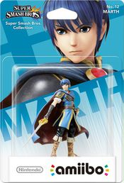 amiibo Super Smash Bros. Marth hahmo