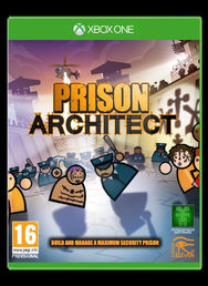 Prison Architect Xbox One