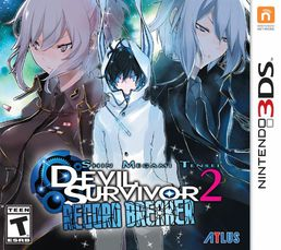 Devil Survivor 2: Record Breaker 3DS