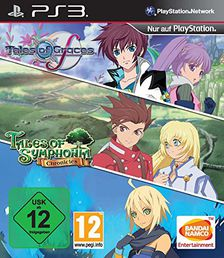 Tales of Graces F / Tales of Symphonia Chronicles PS3
