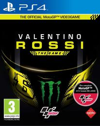 Valentino Rossi - The Game PS4