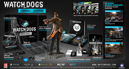 Watch Dogs Dedsec Edition Xbox One
