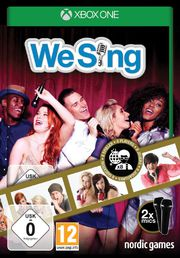 We Sing + 2 mikrofonia Xbox One