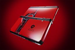 New Nintendo 3DS cover plate Xenoblade