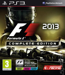 F1 2013 Complete Edition PS3