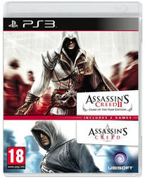 Assassins Creed 1+2 Compilation PS3