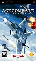 Ace Combat X: Skies of Deception Essentials PSP