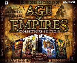 Age of Empires Collection 1 + 2 + Expansions PC