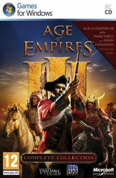 Age Of Empires 3 Complete Collection PC