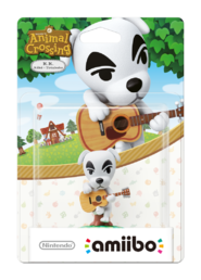 amiibo Animal Crossing K.K. Slider