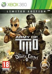 Army of Two: The Devils Cartel Overkill Edition Xbox 360