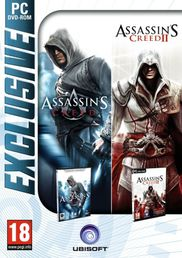 Assassins Creed 1 + 2 Double Pack PC